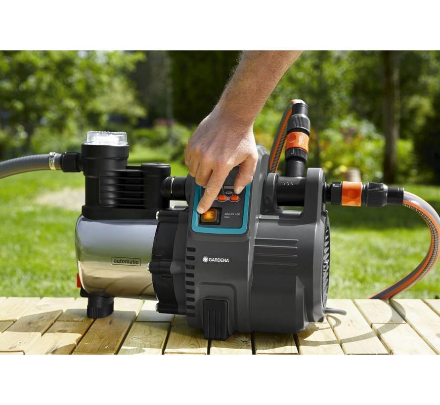 Gardena Premium hydrofoorpomp 6000/6E LCD Inox
