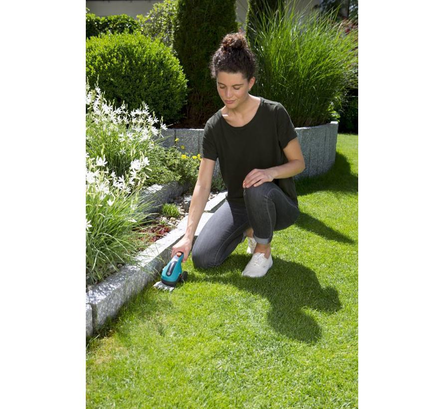 Gardena Wielen voor grasscharen