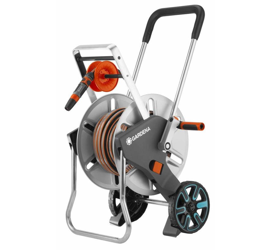 Gardena Slangenwagen AquaRoll M Easy Metal Set