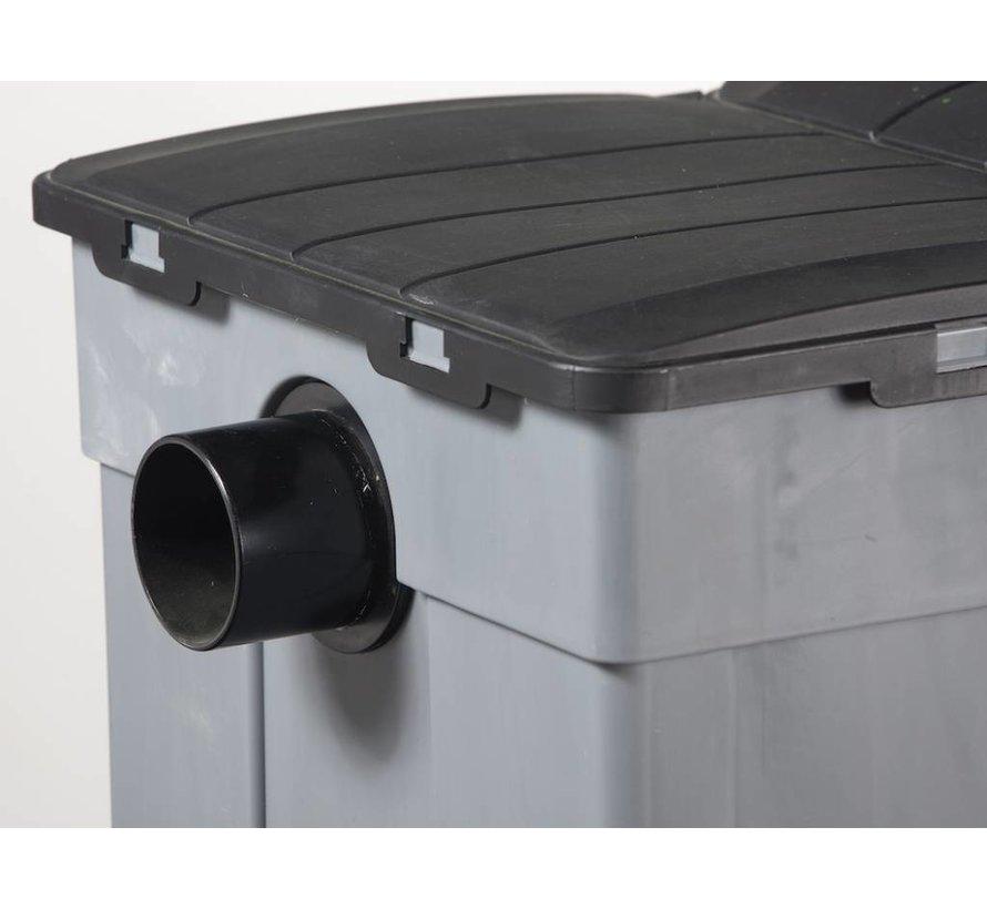 Vijver doorloopfilter set 4800 ltr/u