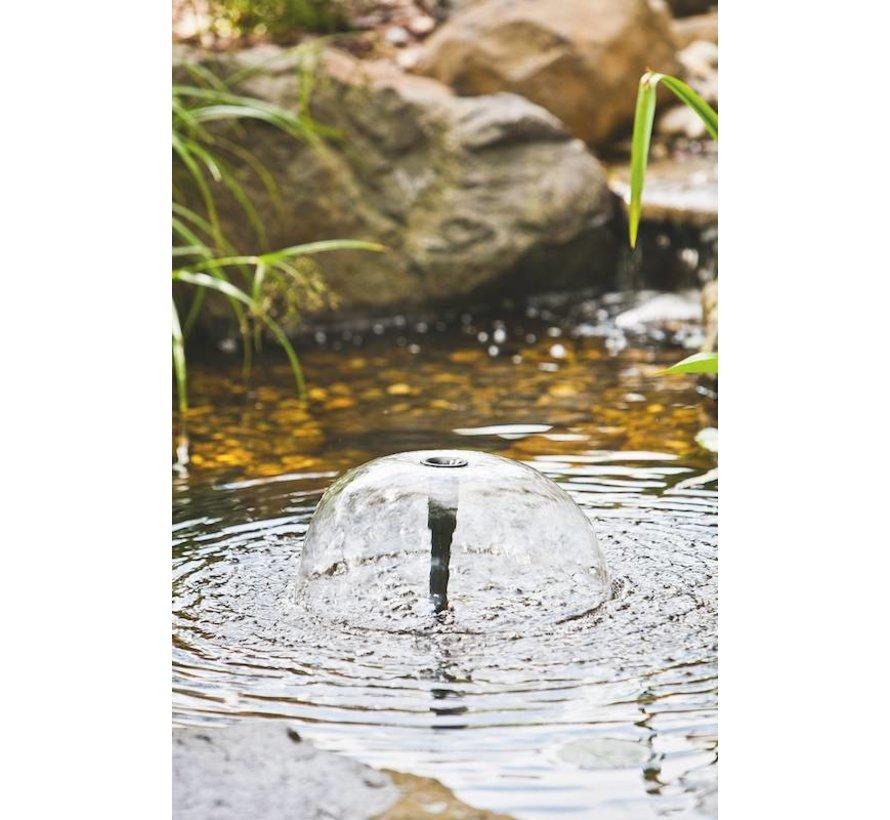 Vijver fontein pomp set 2500 ltr/u
