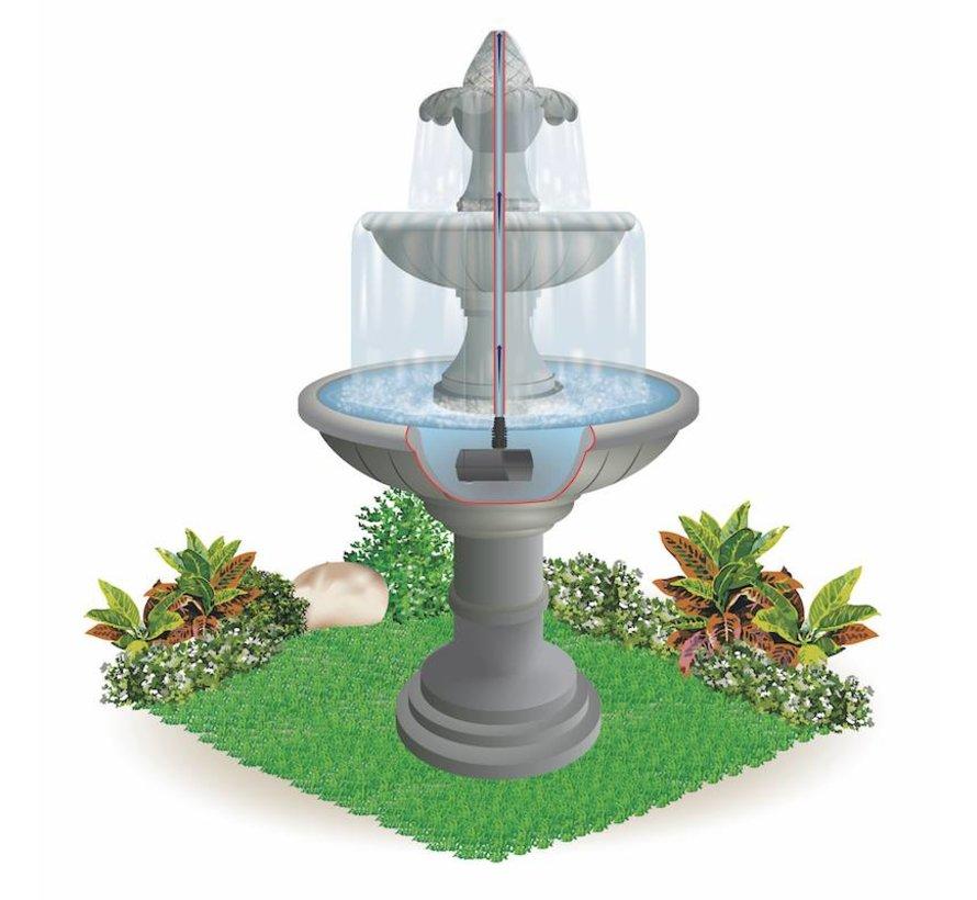 Vijver multifunctionele pomp Aqua Stark 700 -1400 ltr/u