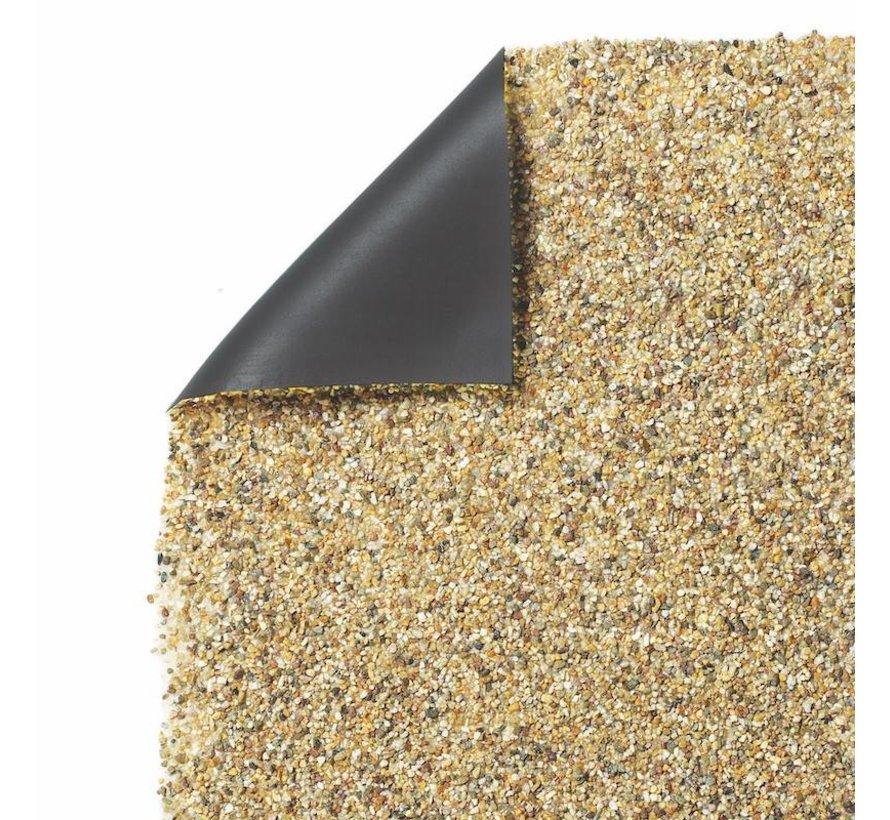 Vijver steenfolie 5,0 mm 0,6x15m per rol