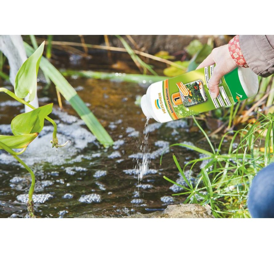 Vijver troebelvrij water extra snel 250 ml