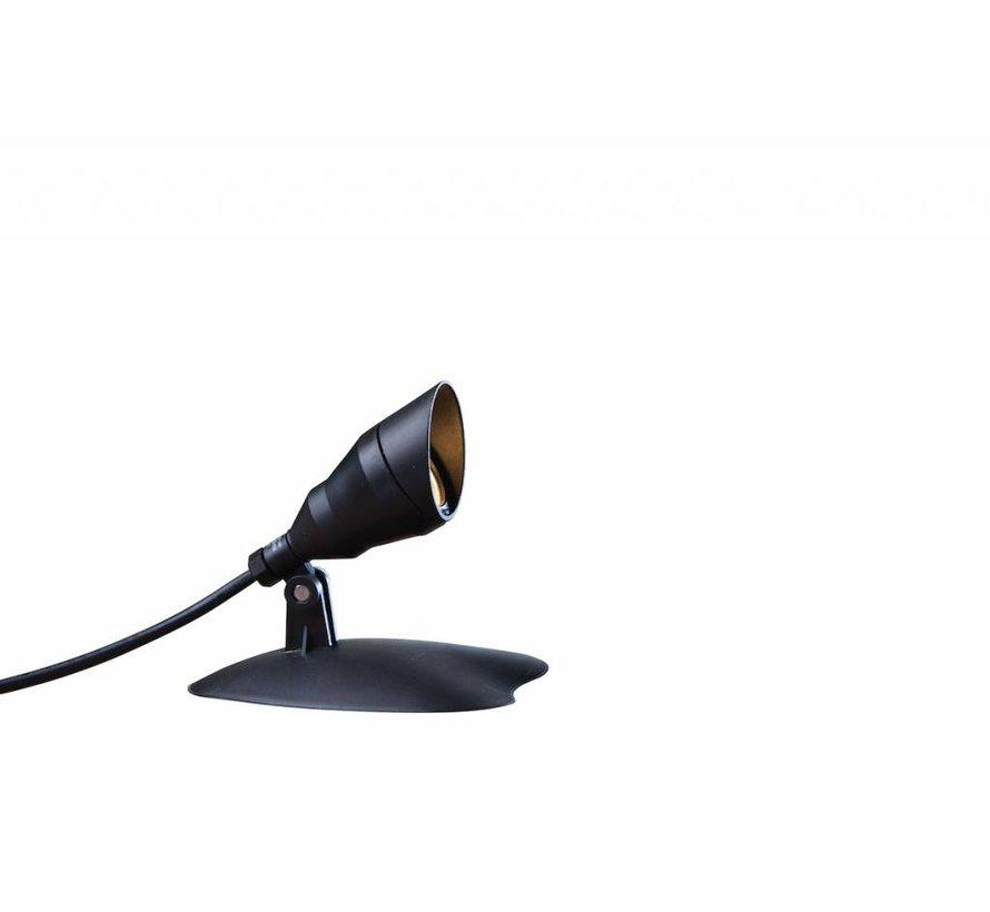 Heissner Smart Light spot 4W warm wit kunststof