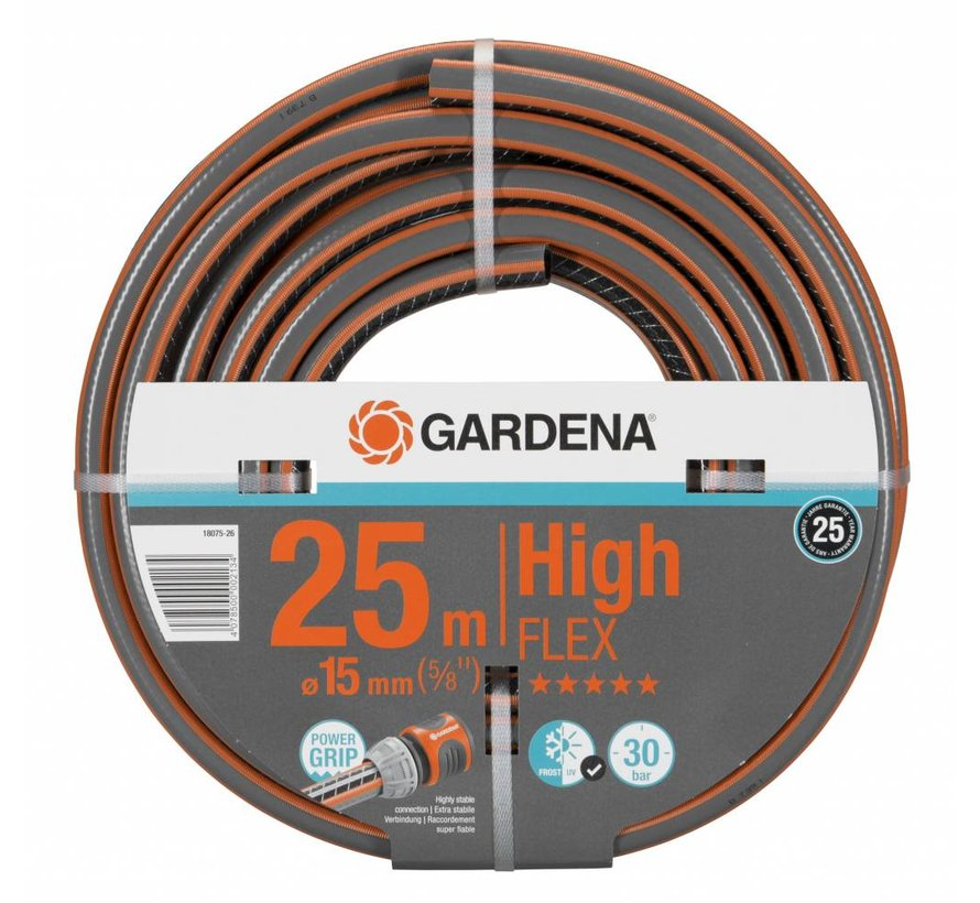 Gardena Comfort HighFLEX slang 25m/15mm