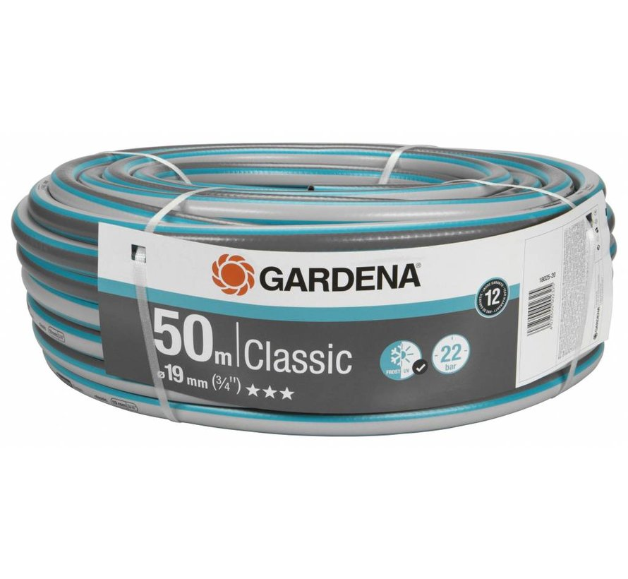 Gardena Classic slang 50m/19 mm