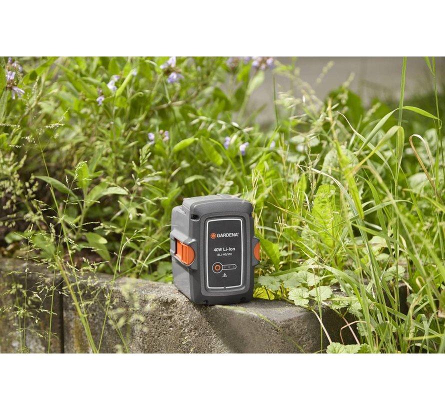 Gardena Battery BLi-40/100