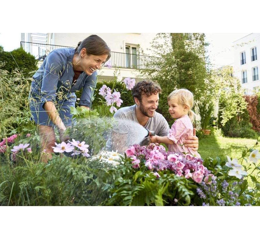 Gardena Spiraalslang set 10m City Gardening