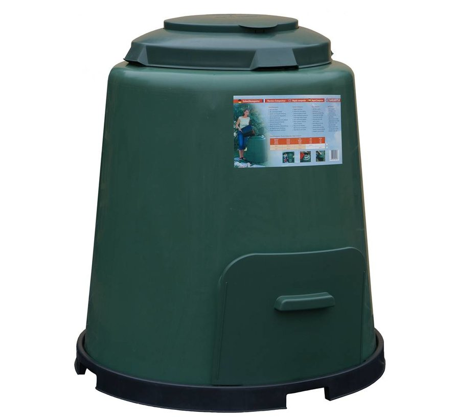 Compost 280 ltr gr/beluchting