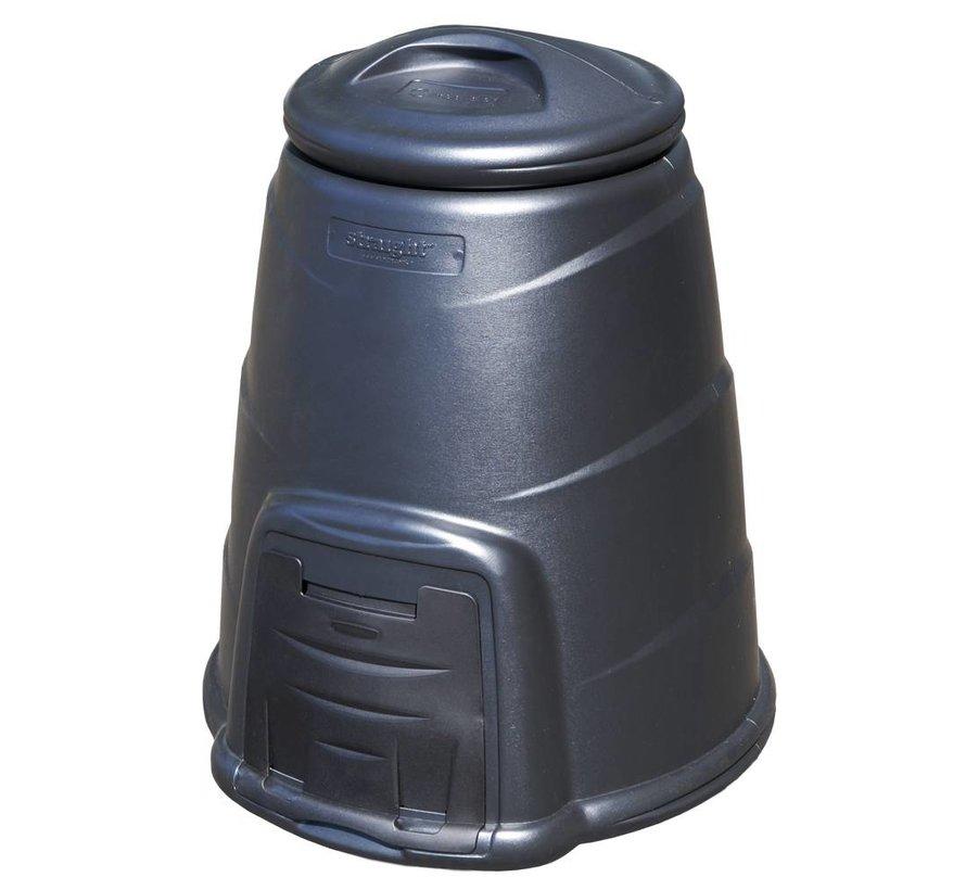 Blackwall compostvat 220 ltr zwart