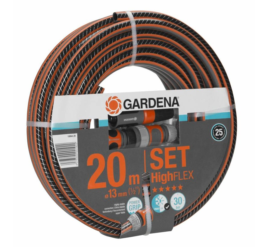 Gardena Comfort HighFLEX slang set 20m/13mm
