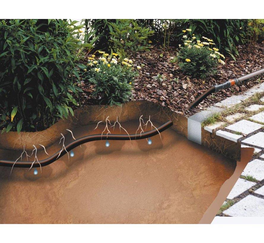 Gardena Ondergrondse en bovengrondse druppelbuis 13,7 mm
