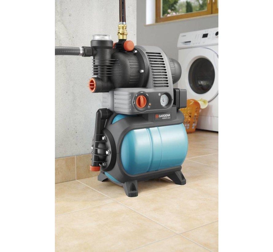 Gardena Comfort hydrofoorpomp met watertank 4000/5 eco