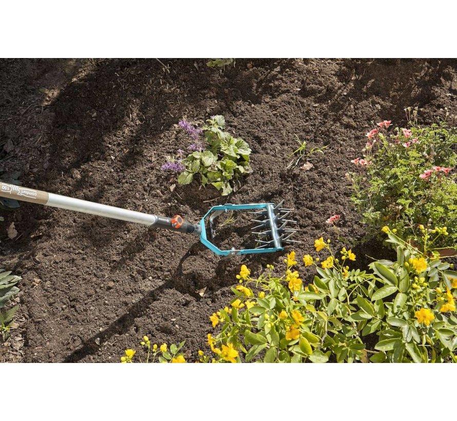 Gardena combisystem sterfrees met wiedmes