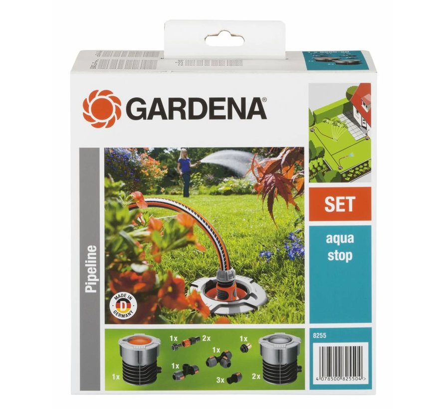 Gardena Pipeline Startset