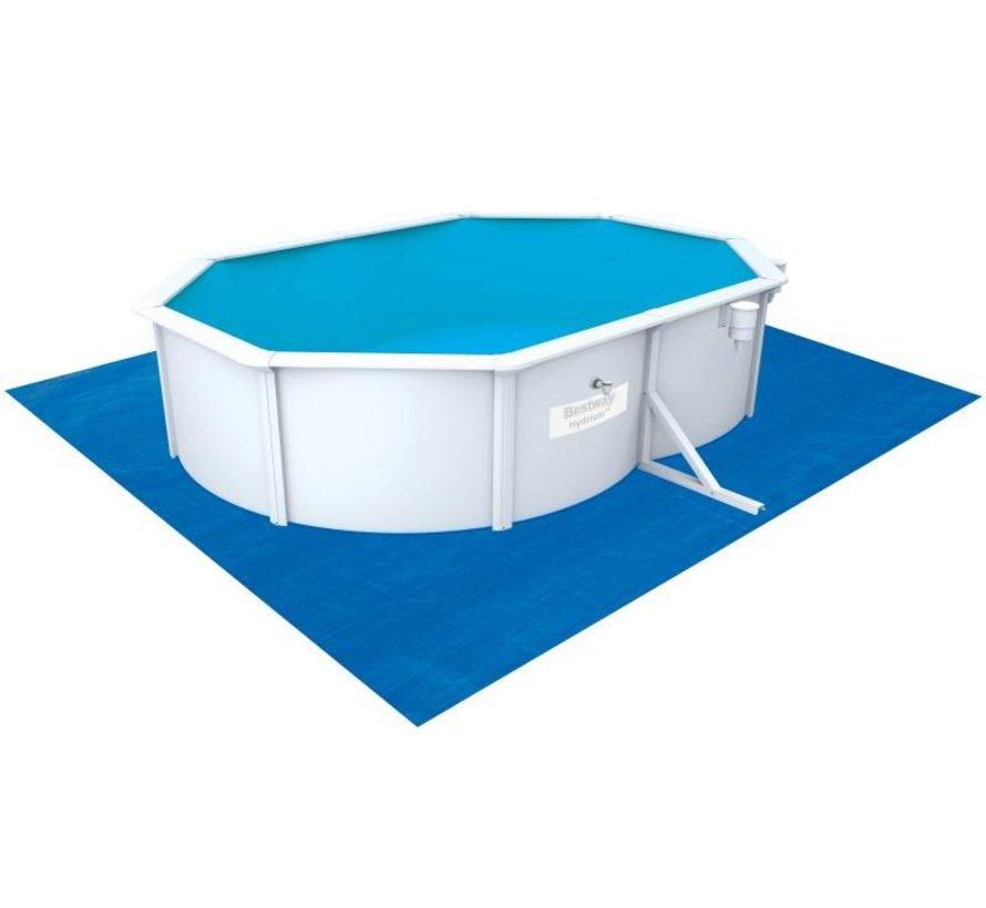 Zwembad Jersey set ovaal 500*360*120 cm