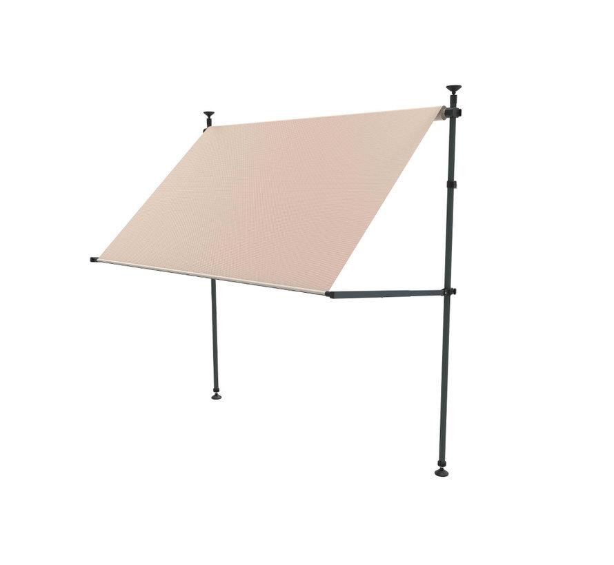 Nesling Balkon zonnescherm, flex frame