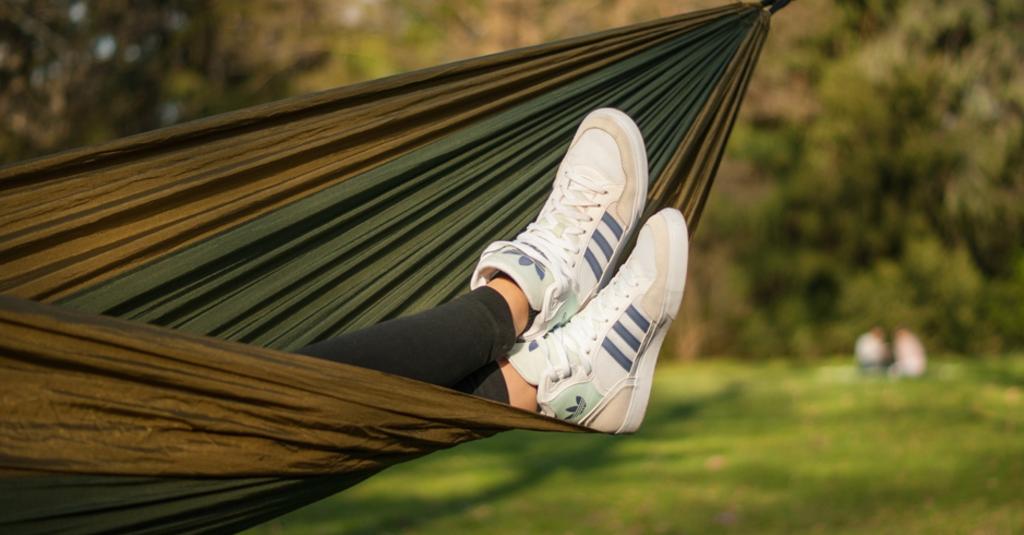5 redenen waarom je beter in een hangmat kunt slapen