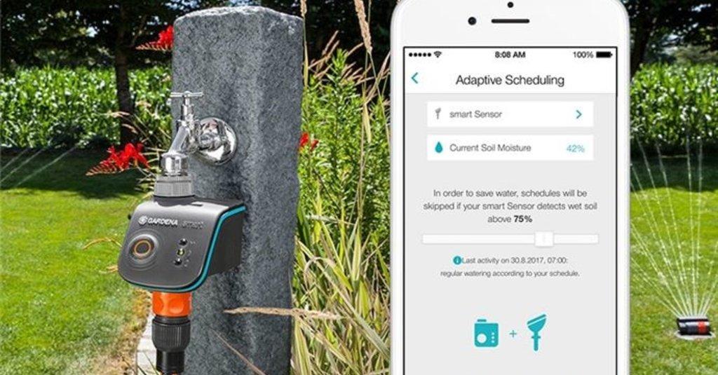 Gardena Smart System: de toekomst van het bewateren