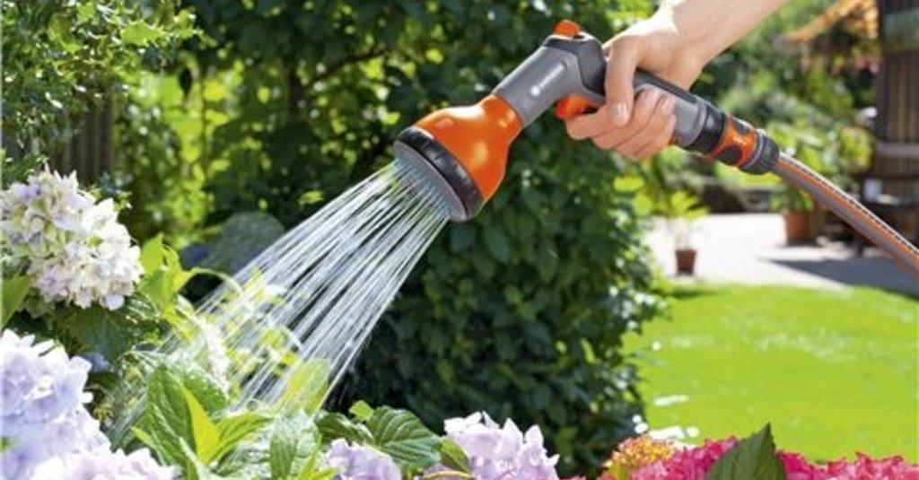 Eenvoudig je tuin besproeien