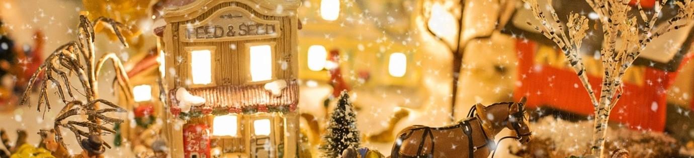 Mijn eerste kerstdorp: 4 keigoede tips voor beginners