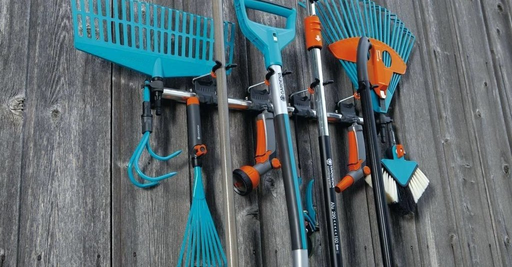 Gardena combisystem: voor elk seizoen een handige tool!