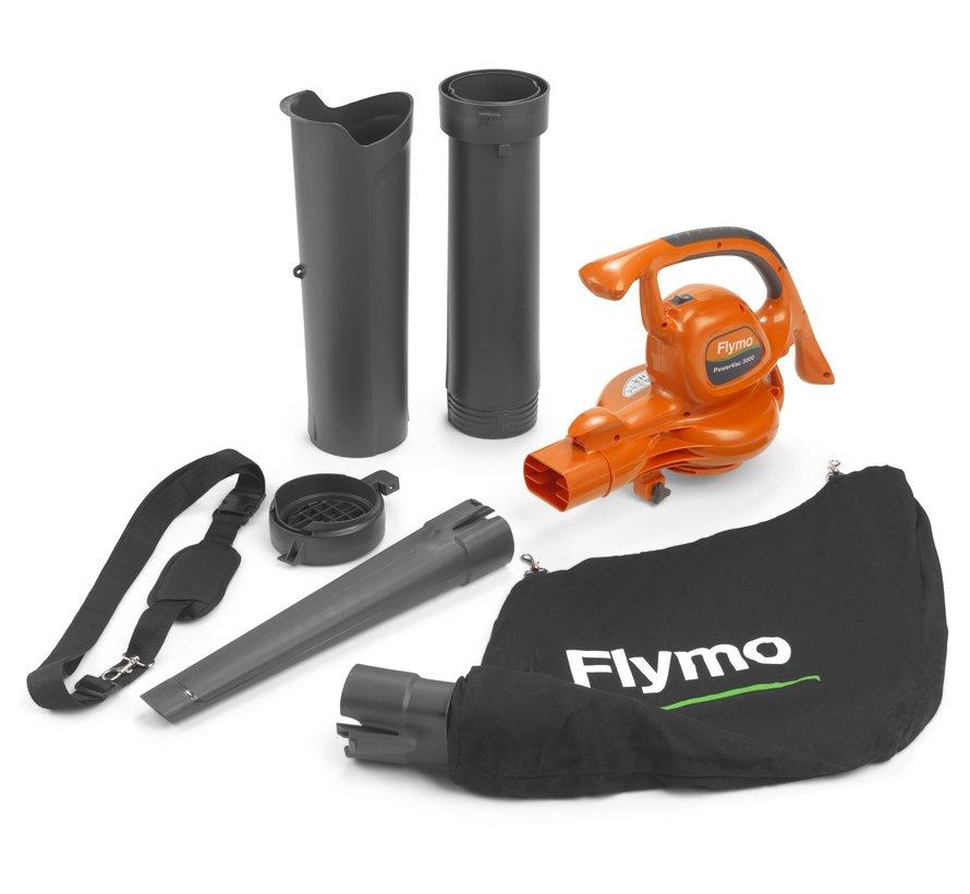 Flymo PowerVac 3000