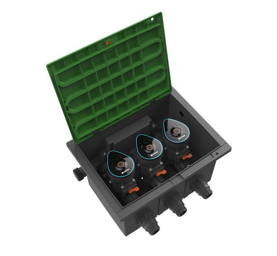 Gardena Ventielbox 9V Bluetooth set