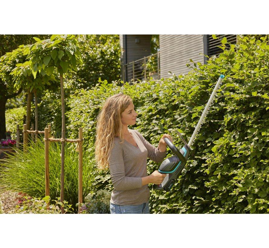Gardena Accu heggenschaar ComfortCut 50/18V excl. accu