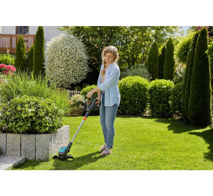Gardena Accu trimmer EasyCut 23/18V set