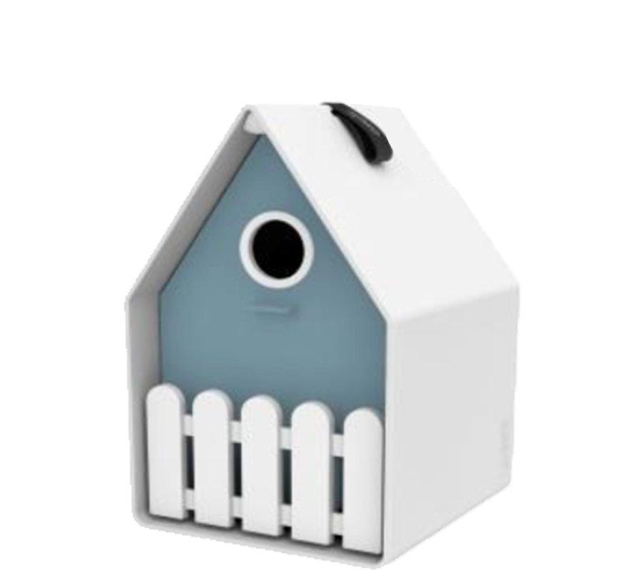 Landhaus Nestkast grijsblauw