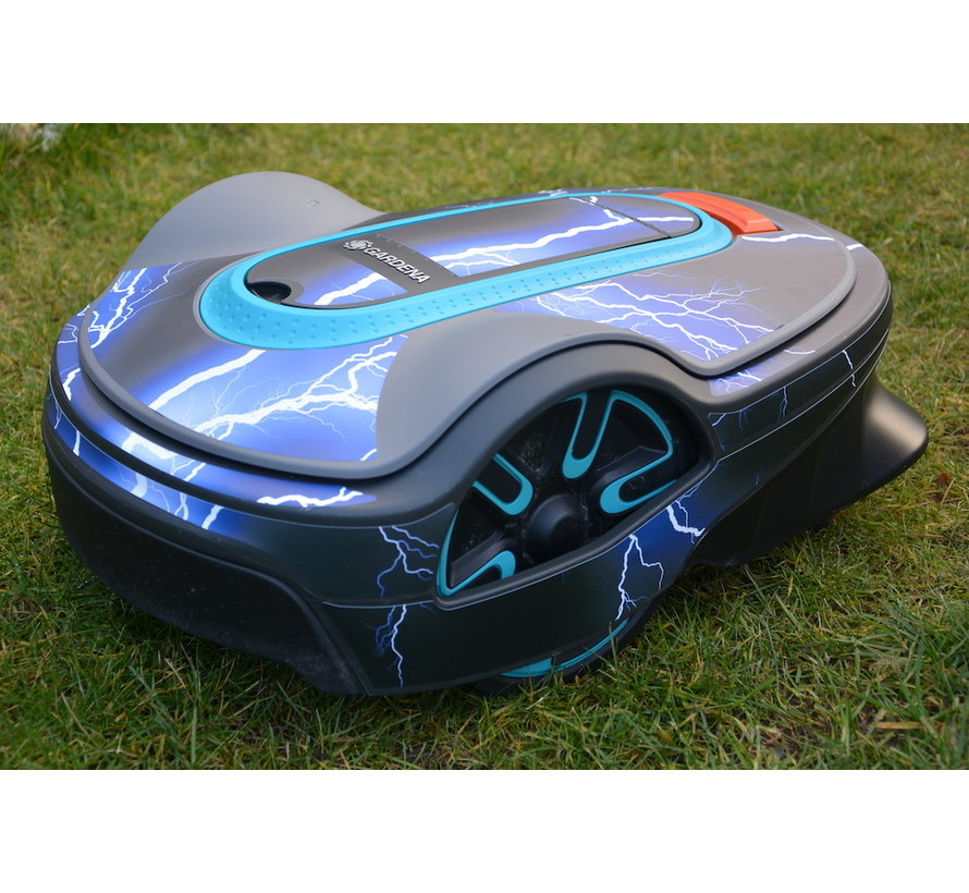 Twinckels Outfit for the Gardena Robotic Lawnmower