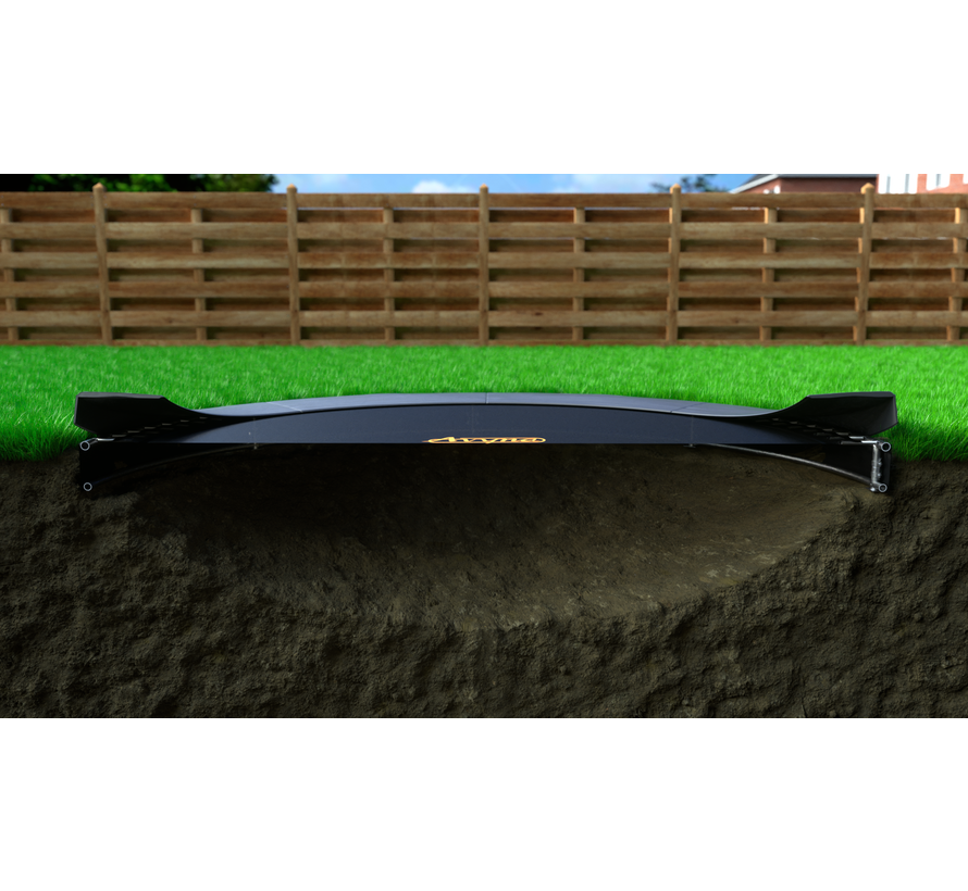 Ronde trampoline   Avyna Pro-Line FlatLevel 305 cm