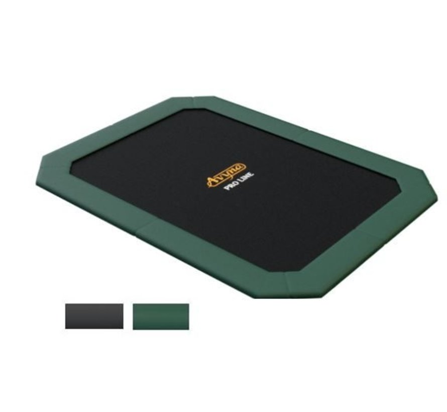 Rechthoekige trampoline | Avyna Pro-Line FlatLevel 315x225 cm
