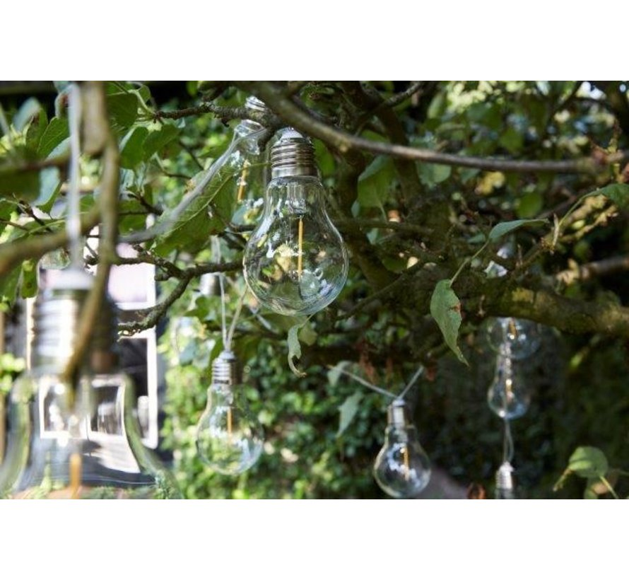 Solar stringlight Marbella