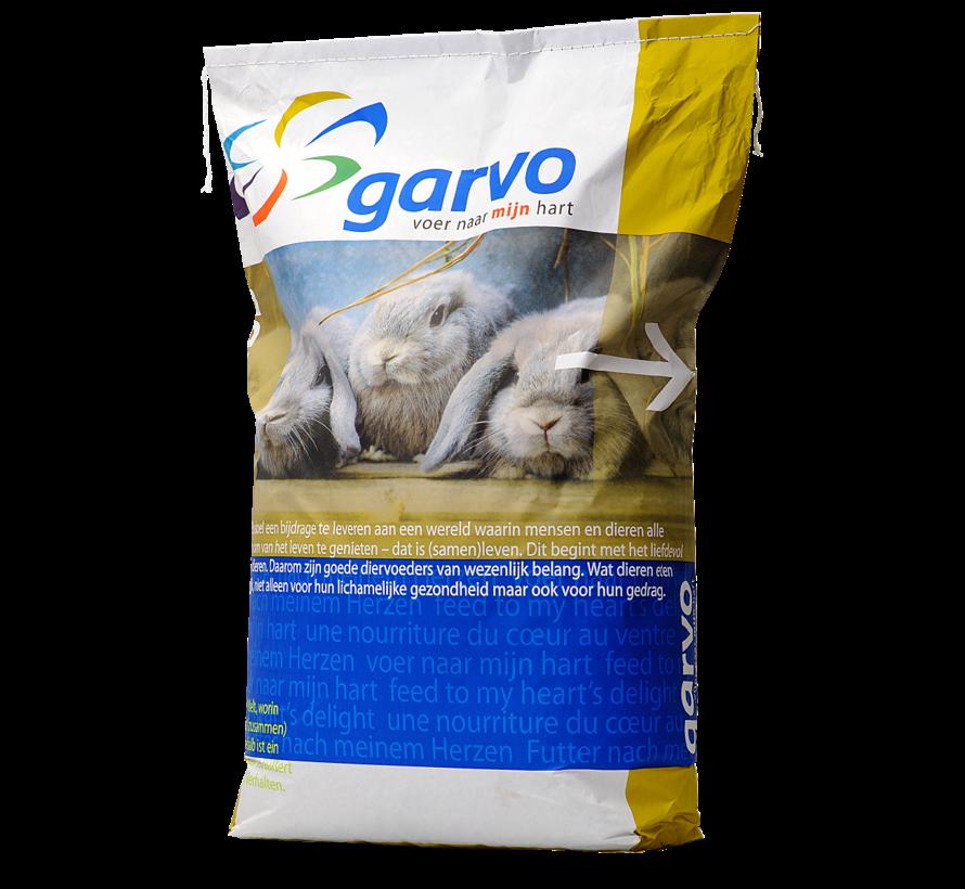 Garvo Alfamix Konijnenvoer 20 KG