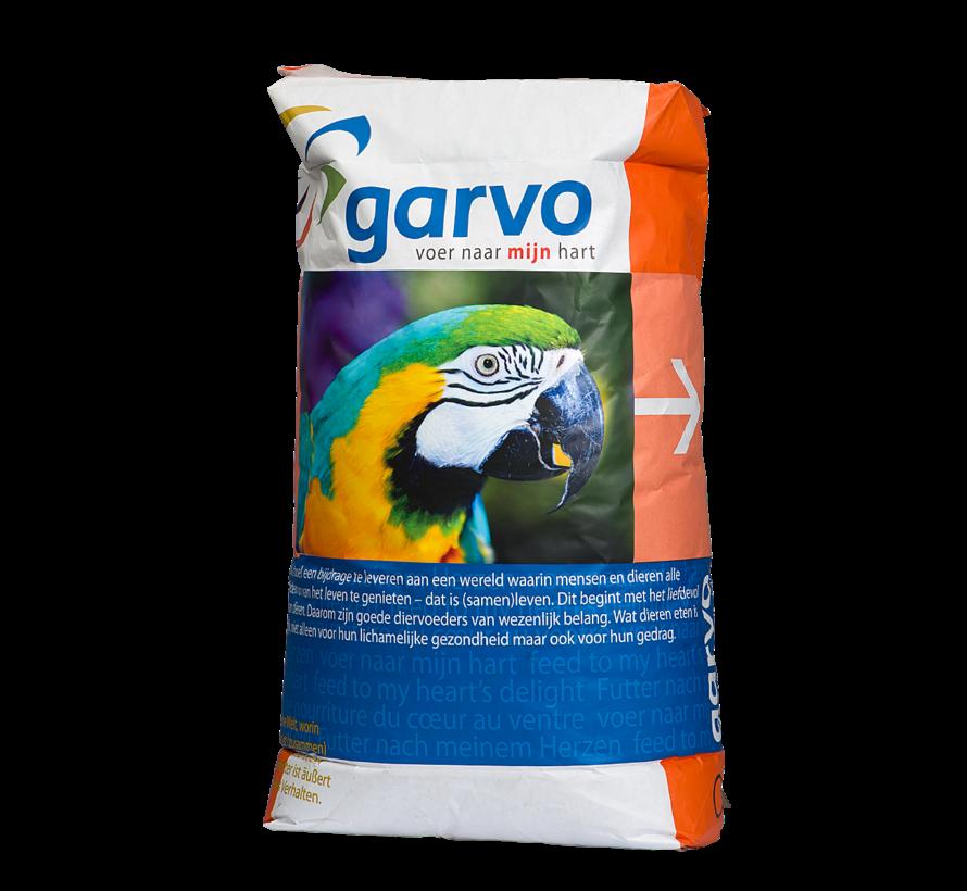 Garvo Papegaai Fruit & Noot 15 KG