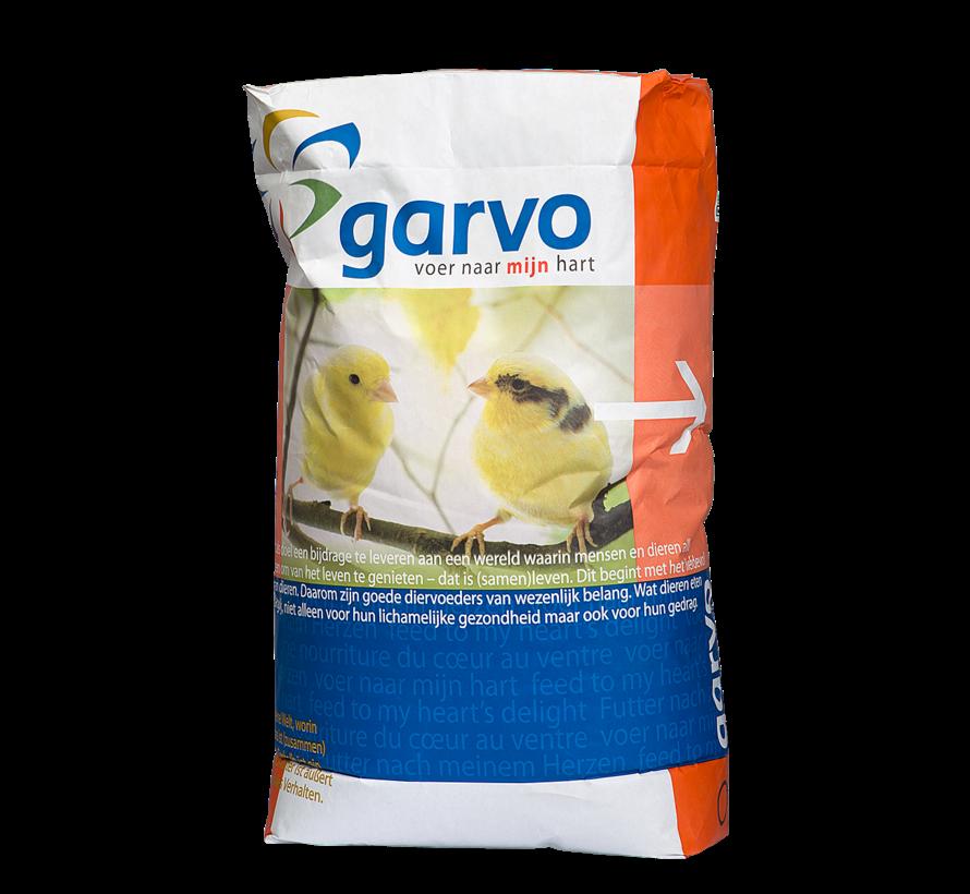 Garvo Kanarie Zonder Raap 20 KG