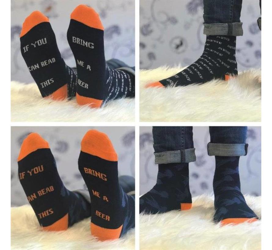 2pack sokken Multicolor (81.257)
