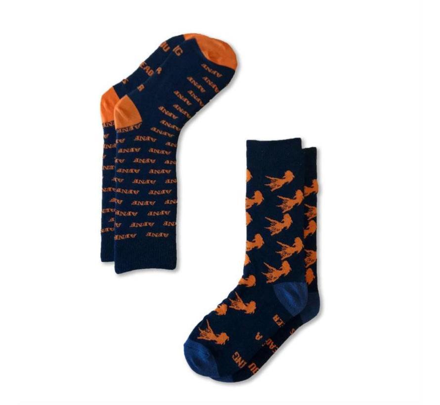 2pack sokken Multicolor(81.258)