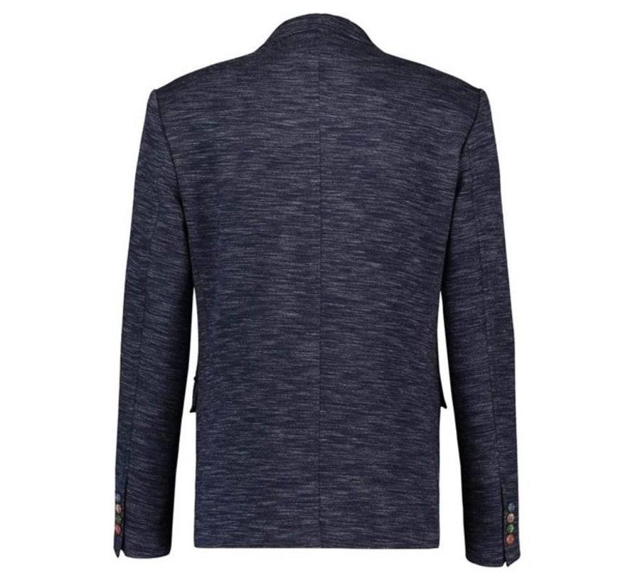 colbert structured knit navy (83.112)