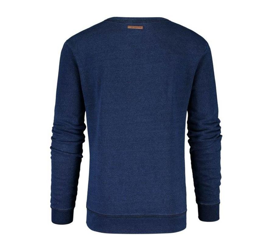 sweater Indio retro racer Navy (83.501)