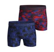 Bjorn Borg boxershort 2pack Multicolor (1831-1017-71021)