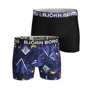 Bjorn Borg boxershort 2pack Multicolor (1831-1586-70011)