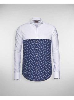 Blue Industry overhemd wit  (841 - 71)