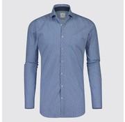 Blue Industry overhemd print blauw (1153 - 82)