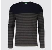 Blue Industry pullover groen (KBIW18 - M9)