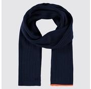 Blue Industry sjaal marine blauw (KBIW18 - M45)