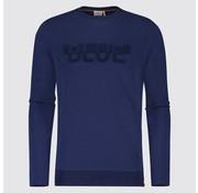 Blue Industry sweater blauw (KBIW18 - M32)